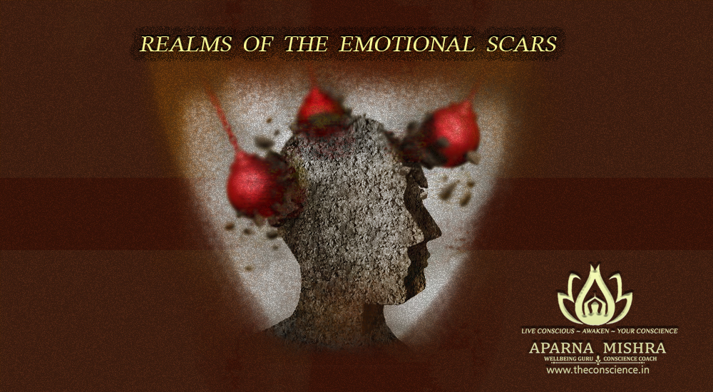 THE REALMS OF AN EMOTIONAL SCAR